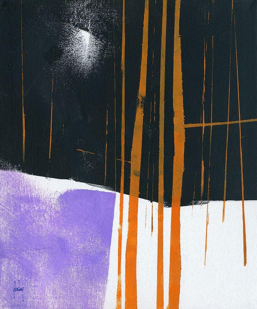 konfigurieren des Kunstdrucks in Wunschgröße Thicket Moonlight von Bailey, Paul