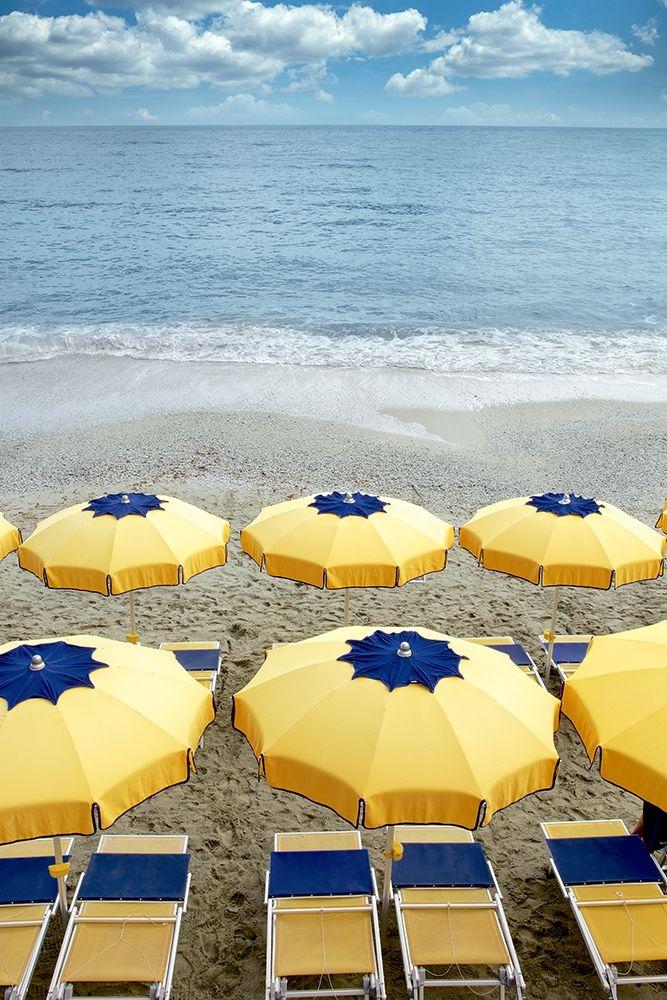 konfigurieren des Kunstdrucks in Wunschgröße Monterosso Seaside #3 von Blaustein, Alan