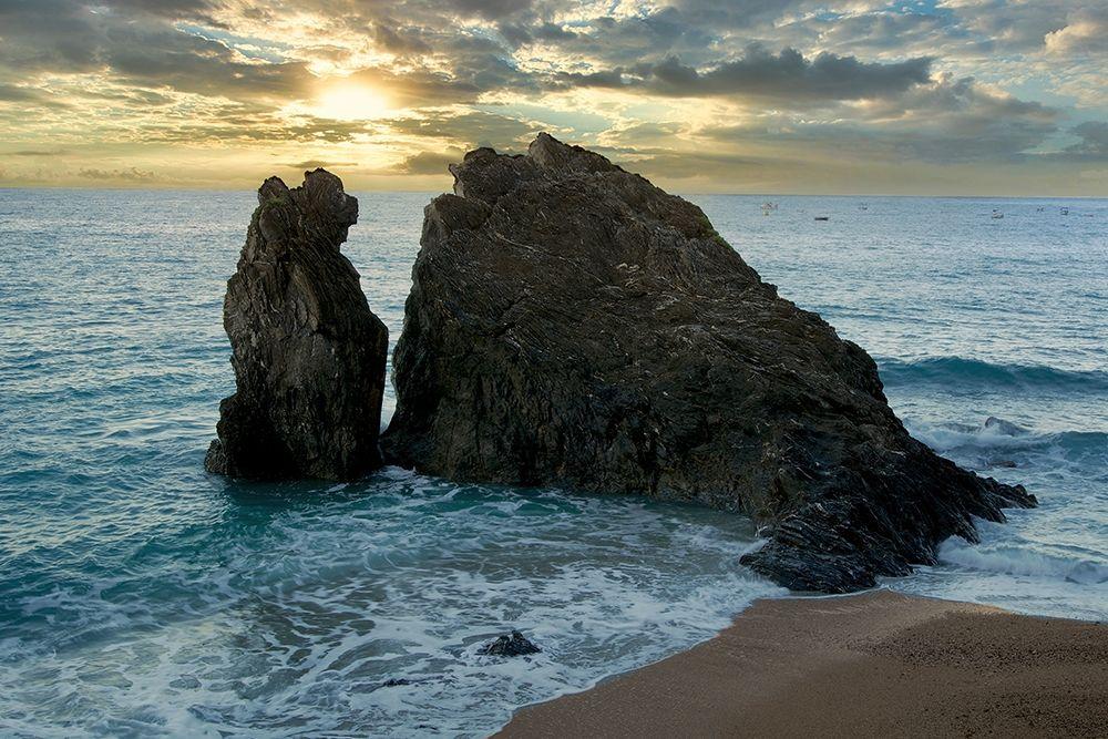 konfigurieren des Kunstdrucks in Wunschgröße Monterosso Seaside #5 von Blaustein, Alan