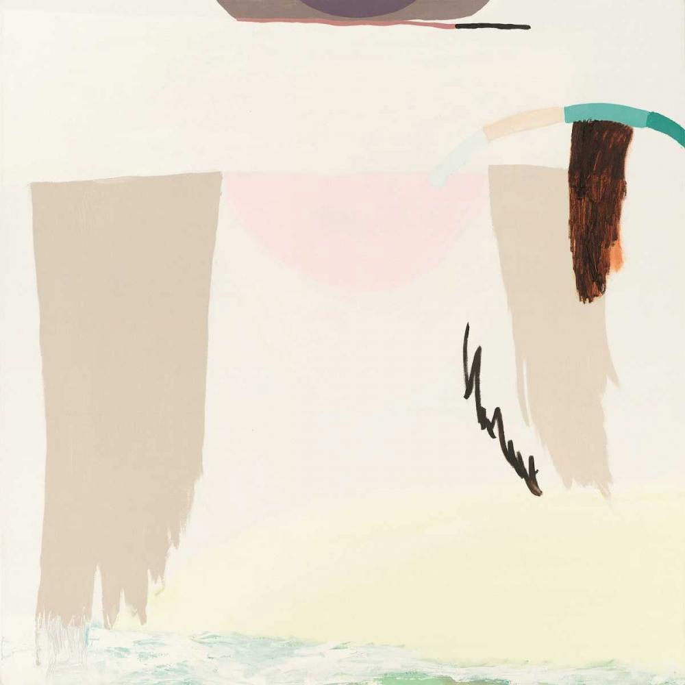 konfigurieren des Kunstdrucks in Wunschgröße Light and the Desert von Cohen, Aliza