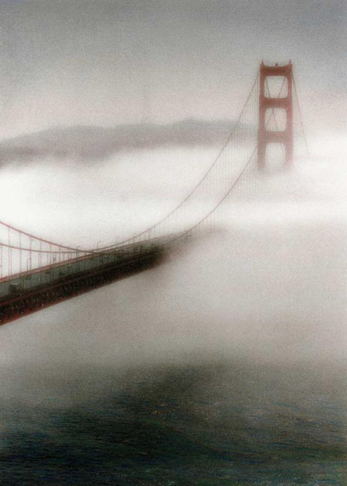konfigurieren des Kunstdrucks in Wunschgröße The Fog Comes In von Culver, Laura