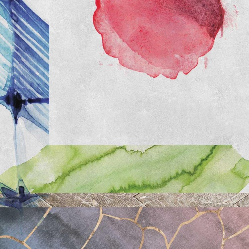 konfigurieren des Kunstdrucks in Wunschgröße Earth Glows 2 von Duncan-He, Louis