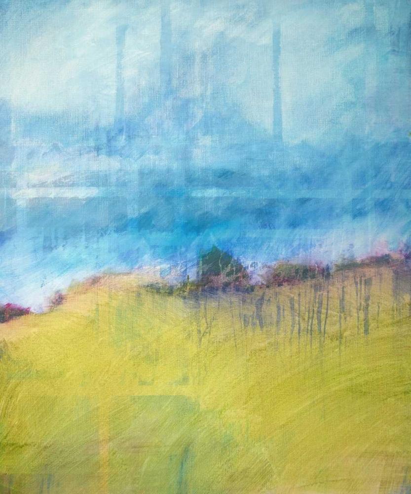 konfigurieren des Kunstdrucks in Wunschgröße Interwoven Landscape von Engeln, Skadi
