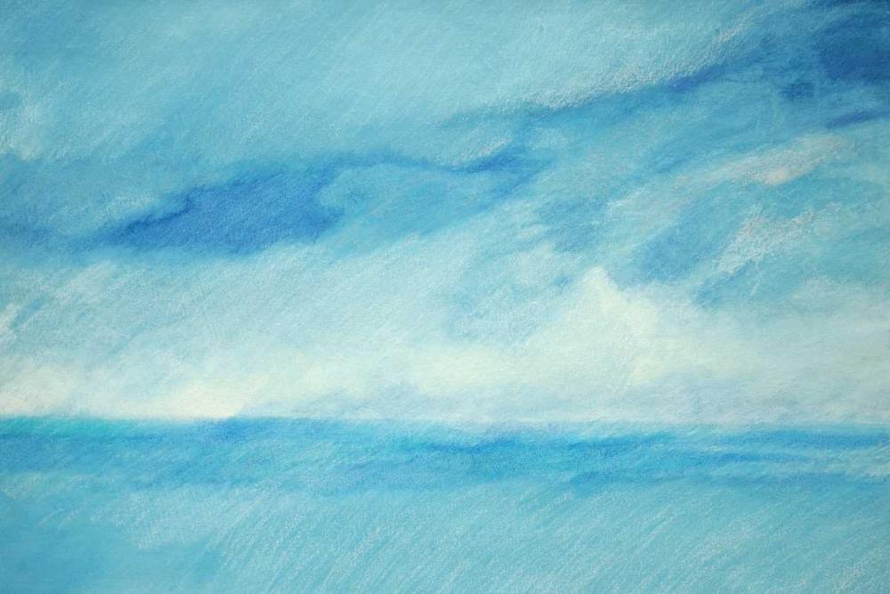 konfigurieren des Kunstdrucks in Wunschgröße Sky and Sea 3 von Engeln, Skadi