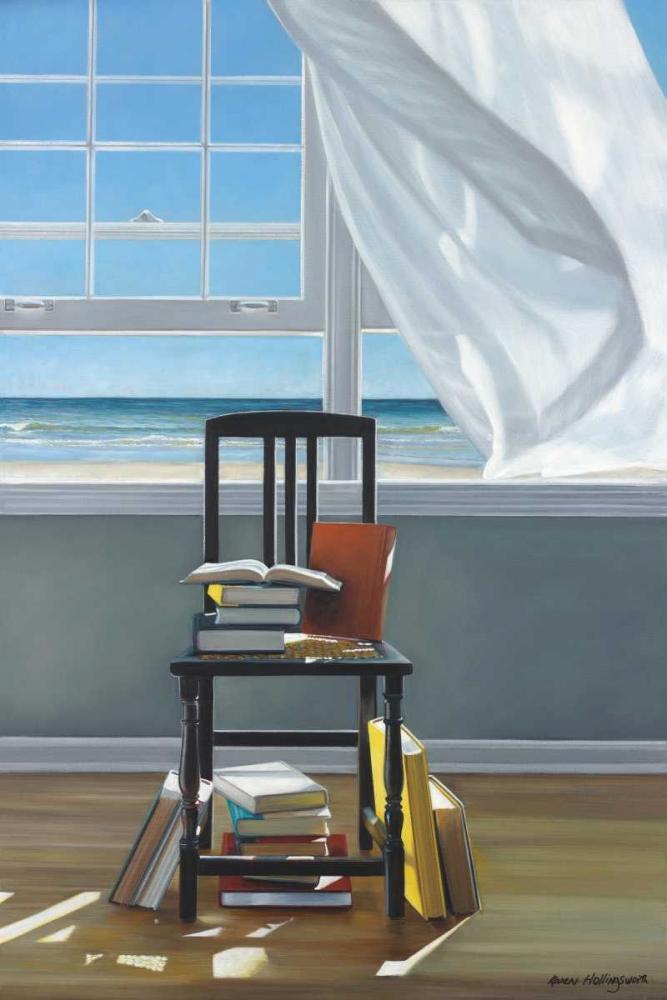 konfigurieren des Kunstdrucks in Wunschgröße Beach Scholar von Hollingsworth, Karen
