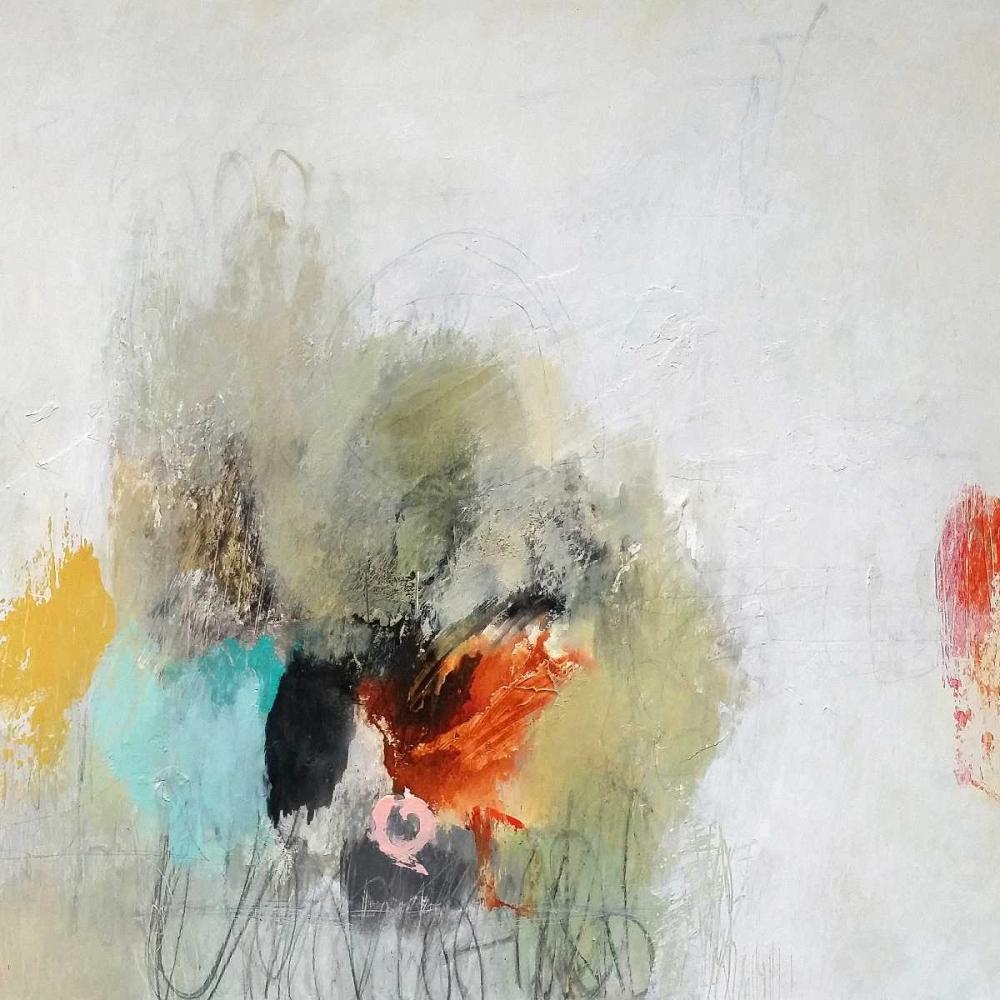 konfigurieren des Kunstdrucks in Wunschgröße Push Away von Hoeft, Nicole