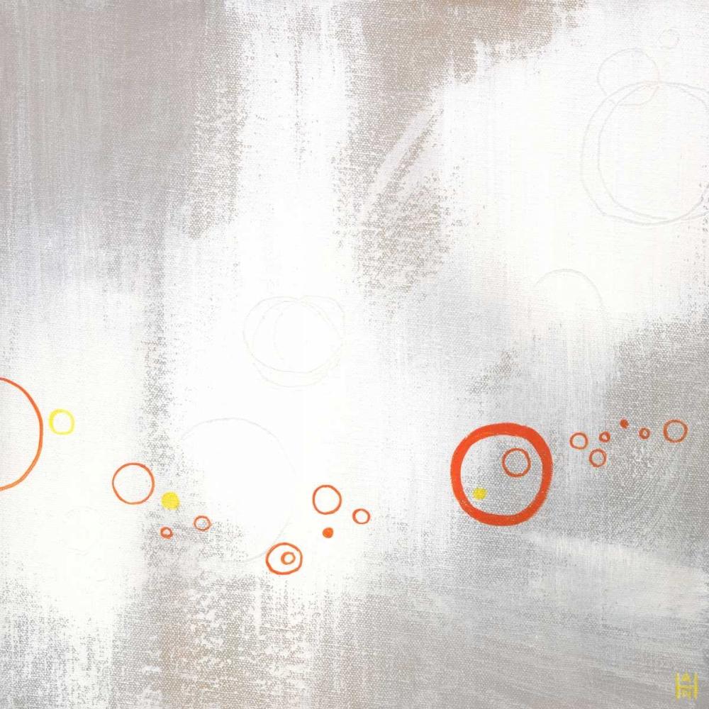 konfigurieren des Kunstdrucks in Wunschgröße Asteroids I von Han, Stephanie