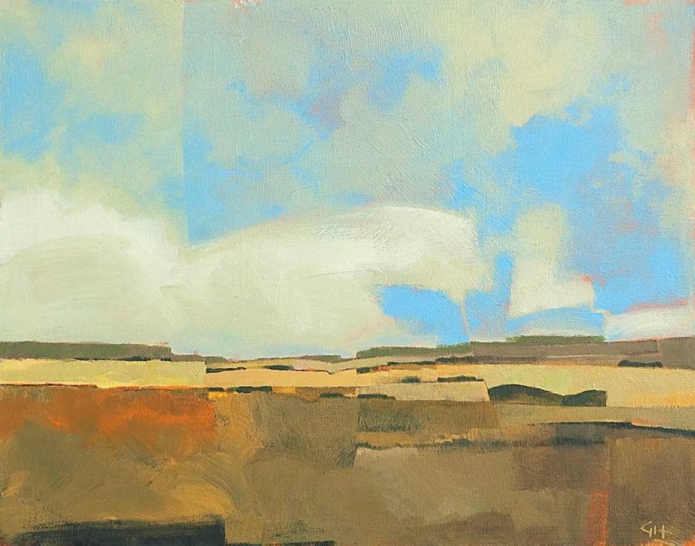 konfigurieren des Kunstdrucks in Wunschgröße October Sky von Hargreaves, Greg