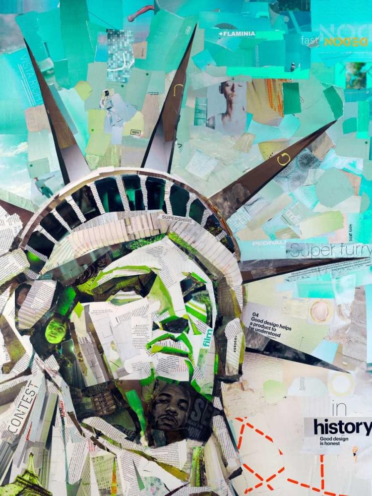 konfigurieren des Kunstdrucks in Wunschgröße Freedom von Grey, James