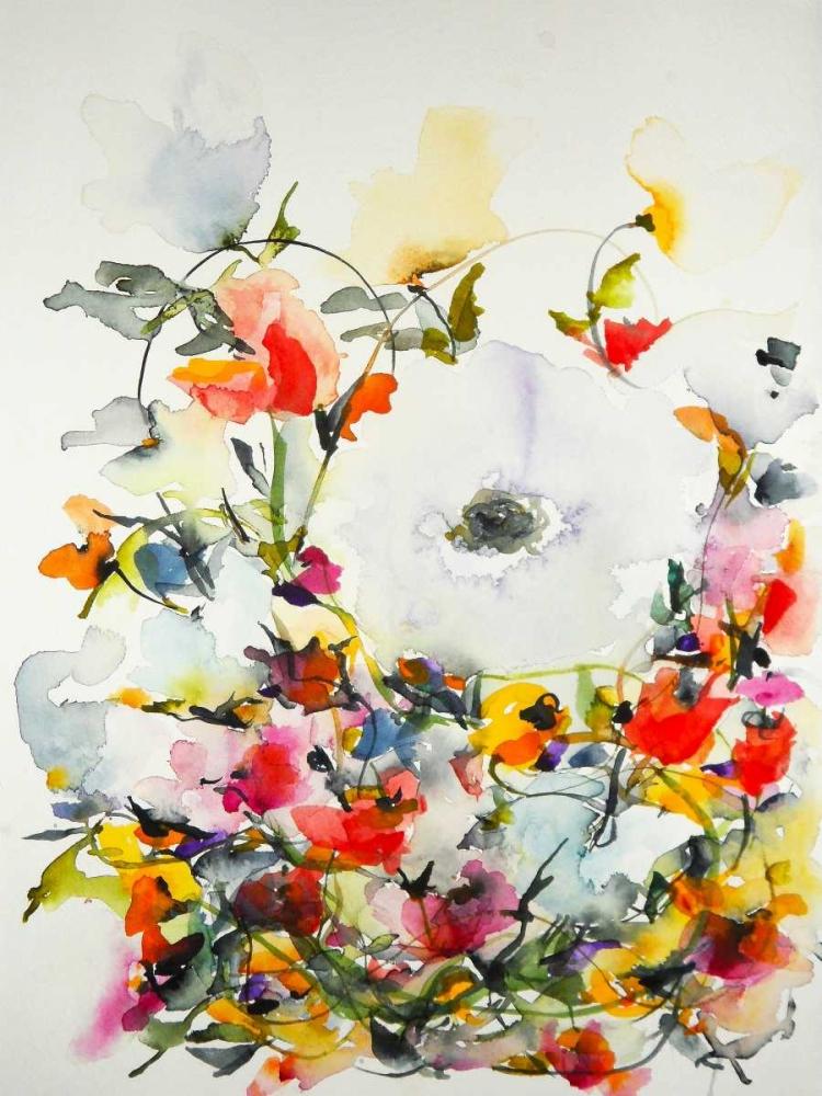 konfigurieren des Kunstdrucks in Wunschgröße Gardenia 11 von Johannesson, Karin