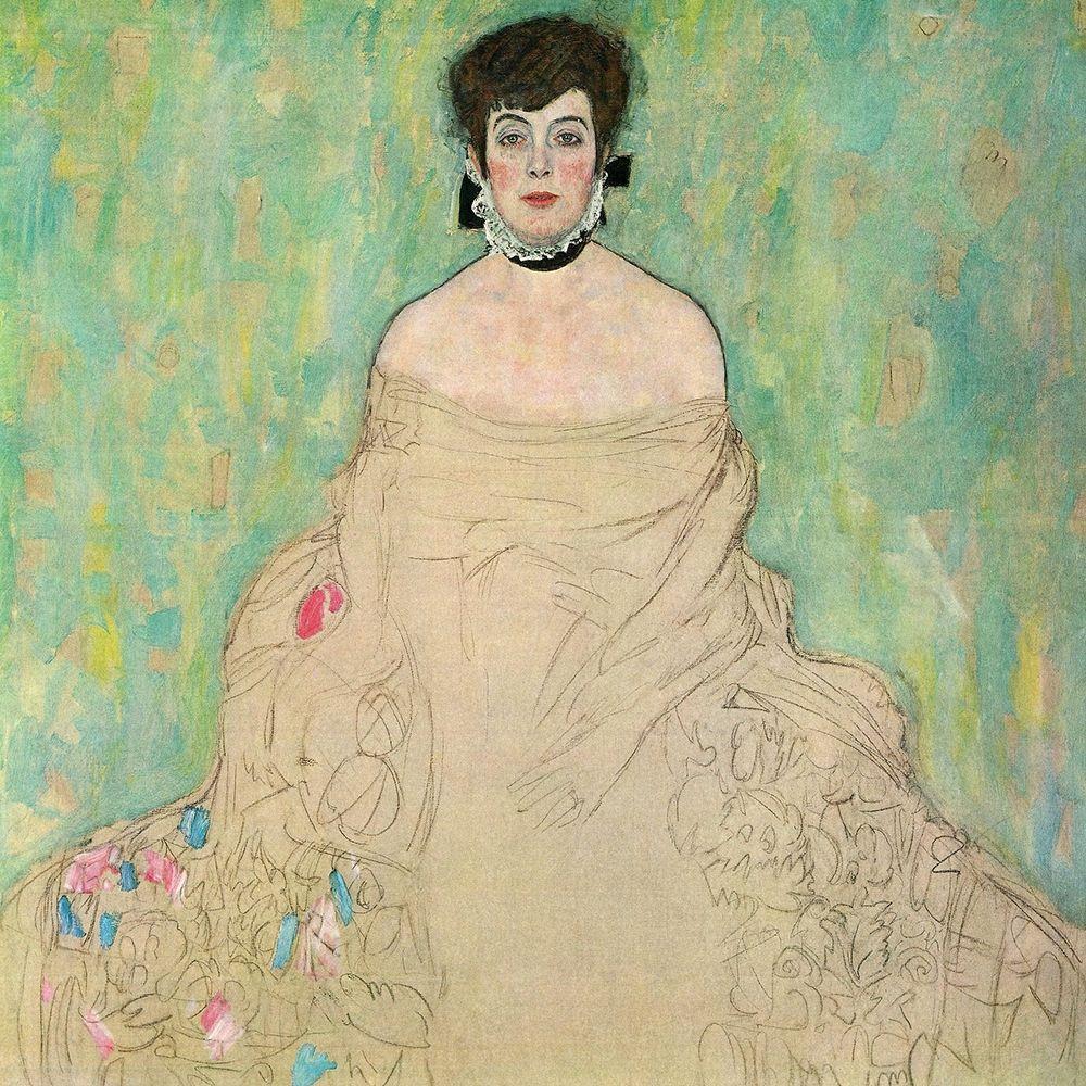 konfigurieren des Kunstdrucks in Wunschgröße Portrait of Amalie Zuckerkandl, 1917-1918 von Klimt, Gustav