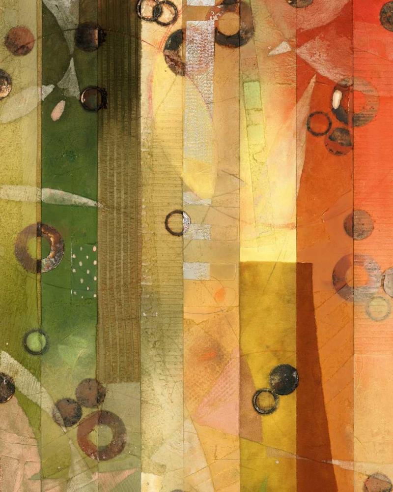 konfigurieren des Kunstdrucks in Wunschgröße Of This World No. 10 von Koury, Aleah
