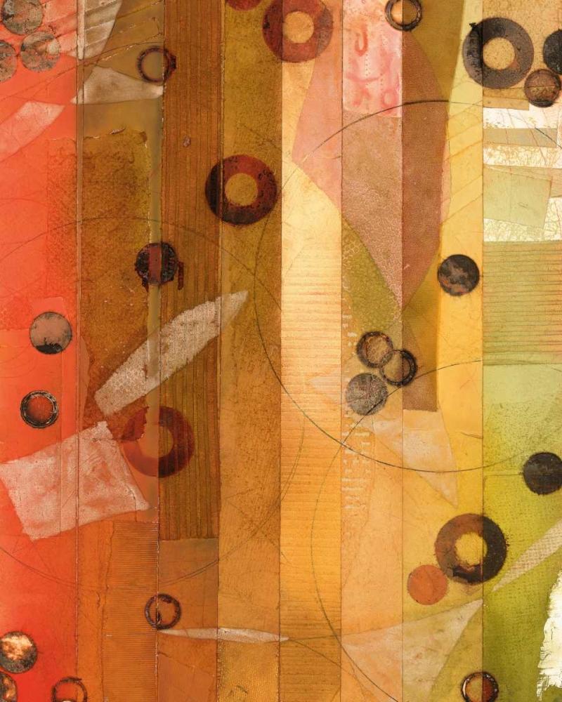 konfigurieren des Kunstdrucks in Wunschgröße Of This World No. 11 von Koury, Aleah