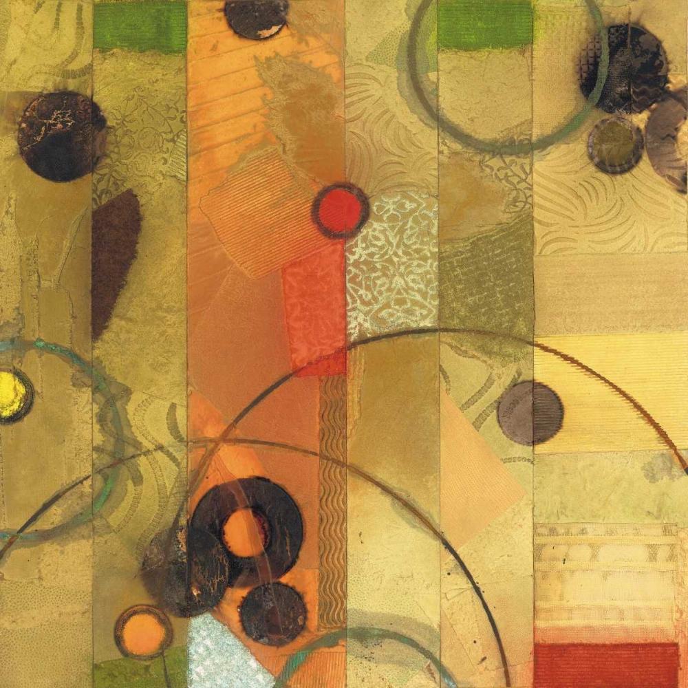 konfigurieren des Kunstdrucks in Wunschgröße Of This World No. 15 von Koury, Aleah