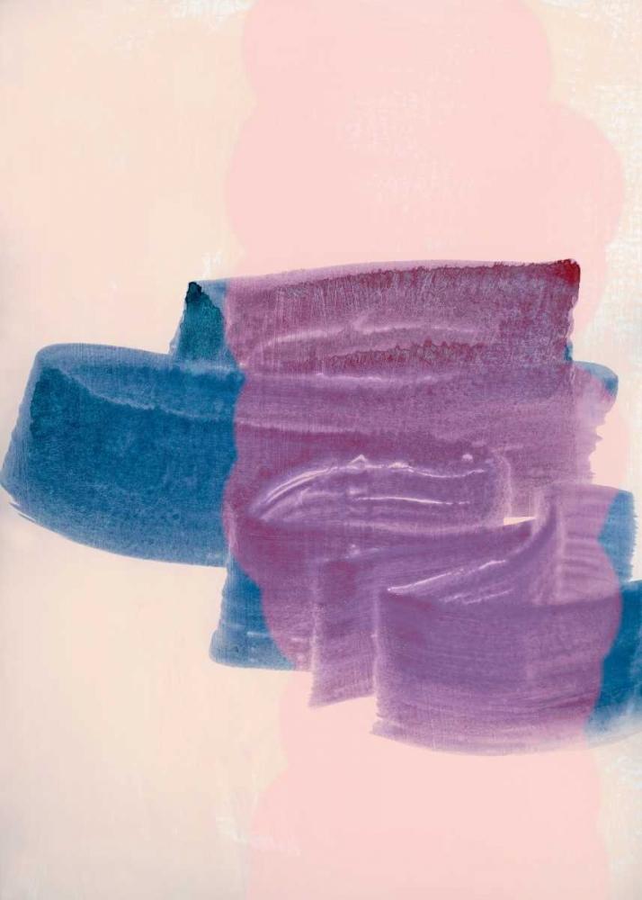 konfigurieren des Kunstdrucks in Wunschgröße Brush Strokes 2 von Lehnhardt, Iris