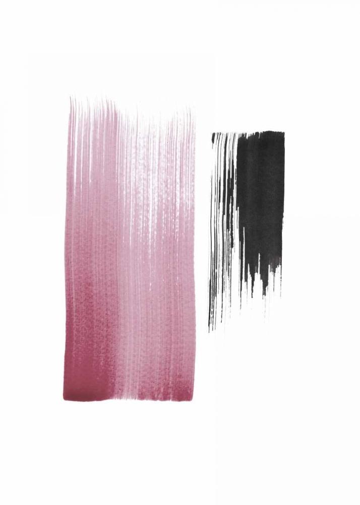 konfigurieren des Kunstdrucks in Wunschgröße Black and Blush von Lehnhardt, Iris