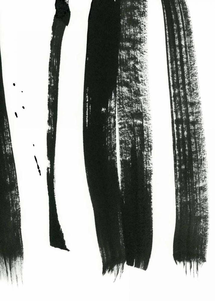konfigurieren des Kunstdrucks in Wunschgröße Black on White 3 von Lehnhardt, Iris