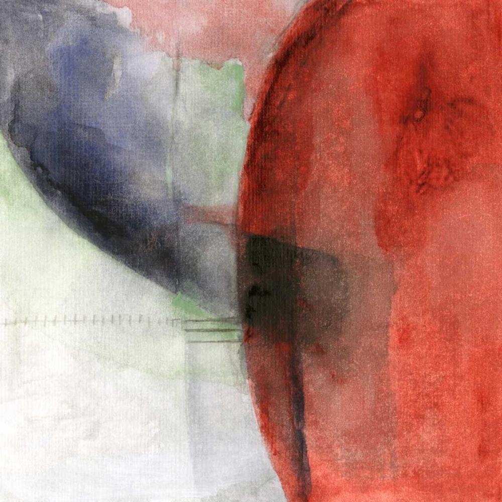 konfigurieren des Kunstdrucks in Wunschgröße The Distant Fire von Oppenheimer, Michelle