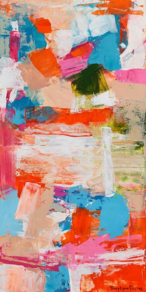 konfigurieren des Kunstdrucks in Wunschgröße Immersed Sequence I von Pristas, Tracy Lynn