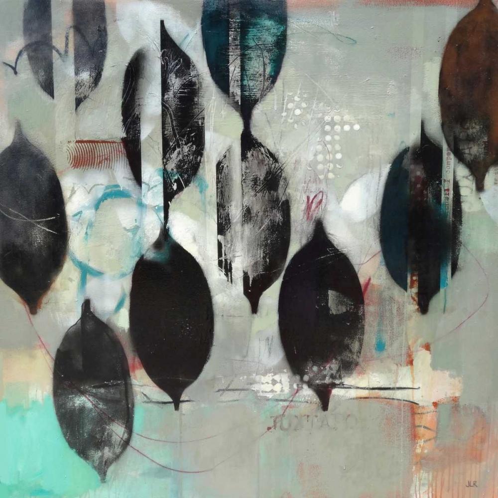 konfigurieren des Kunstdrucks in Wunschgröße Mindful Grey von Rasmusson, Jennifer