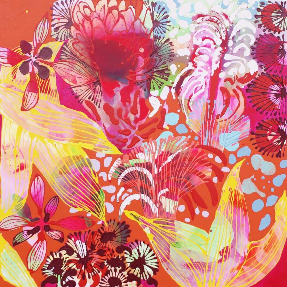 konfigurieren des Kunstdrucks in Wunschgröße You Cant Catch Me von Siegmann, Sofie