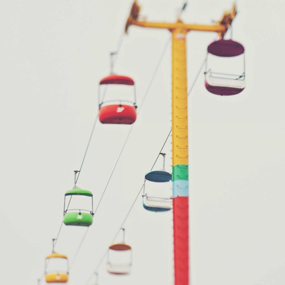konfigurieren des Kunstdrucks in Wunschgröße Carnival Candy von Soffia, Myan