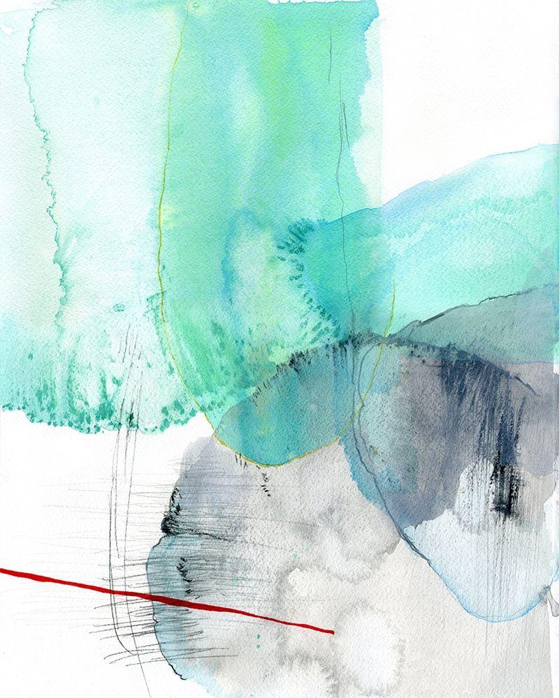 konfigurieren des Kunstdrucks in Wunschgröße Beach Study 1 von Sheehan, Elisa