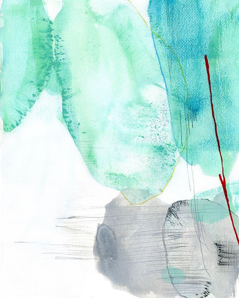 konfigurieren des Kunstdrucks in Wunschgröße Beach Study 2 von Sheehan, Elisa