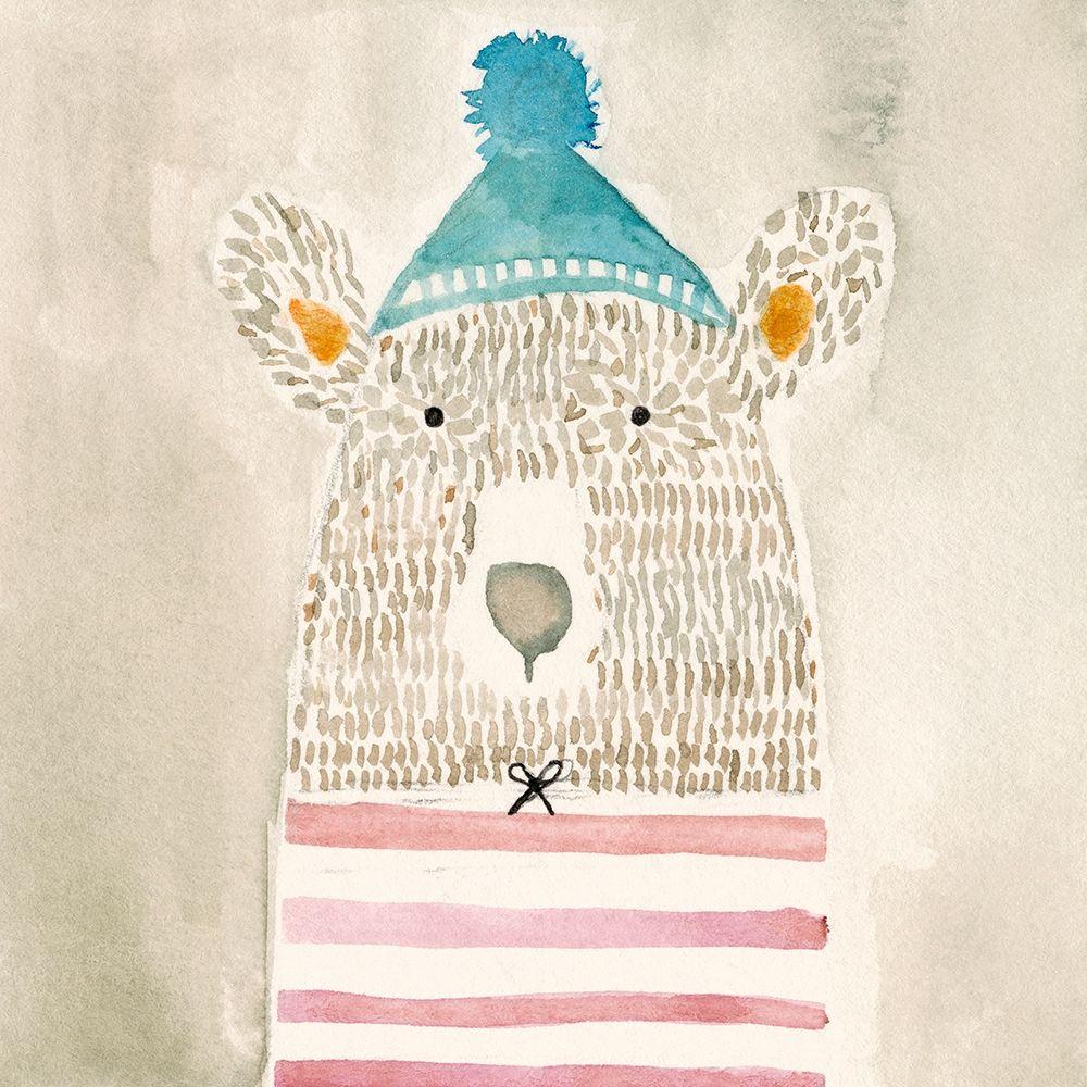 konfigurieren des Kunstdrucks in Wunschgröße Rue Bear von Timbrook, Natalie