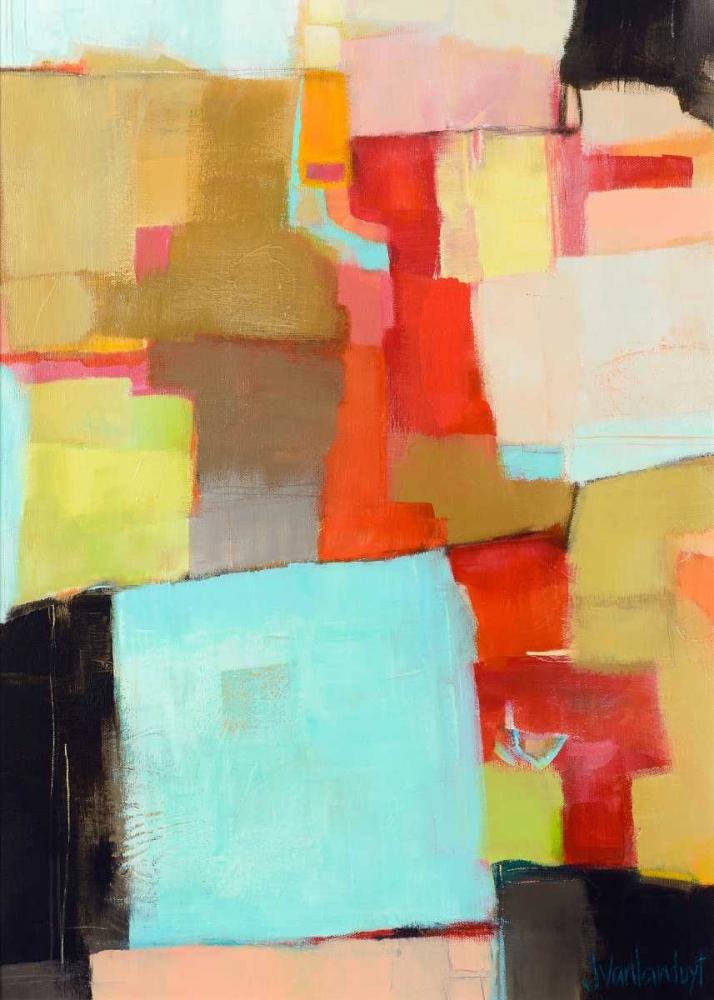 konfigurieren des Kunstdrucks in Wunschgröße Jigsaw von Van Landuyt, Jamie