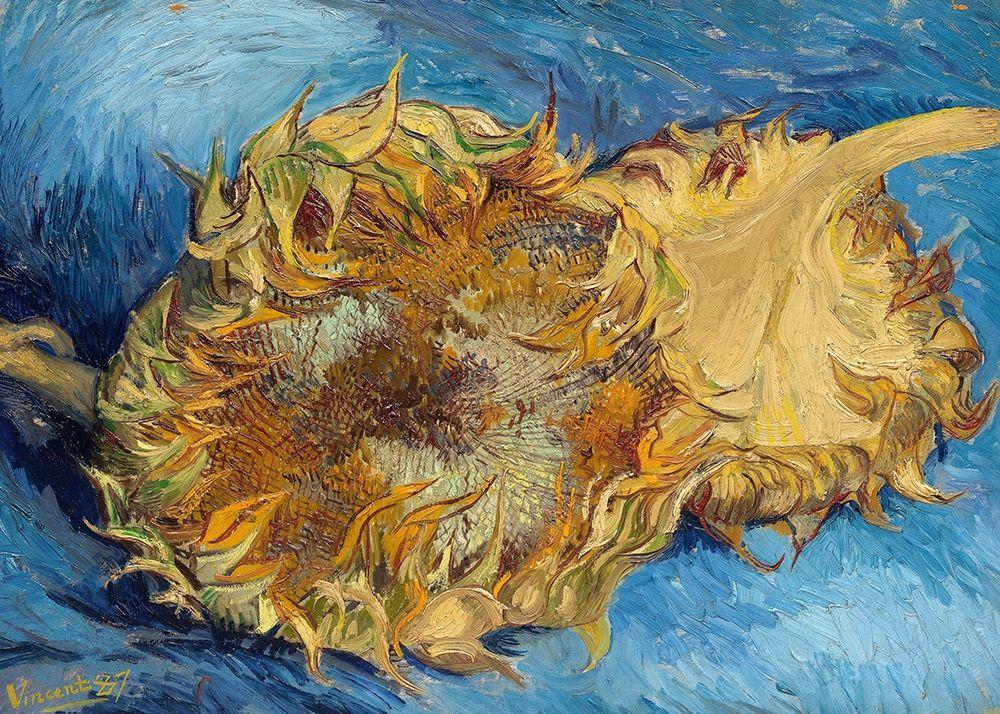 konfigurieren des Kunstdrucks in Wunschgröße Sunflowers, 1887 von Van Gogh, Vincent