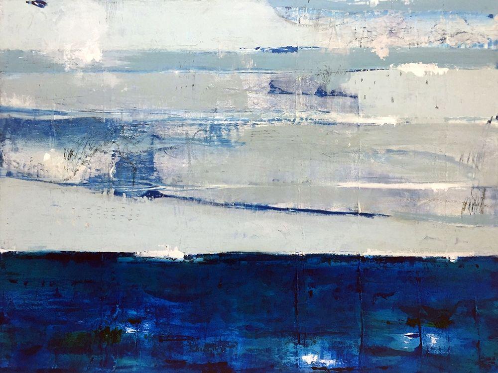 konfigurieren des Kunstdrucks in Wunschgröße I Always Return to the Sea von Weaverling, Julie