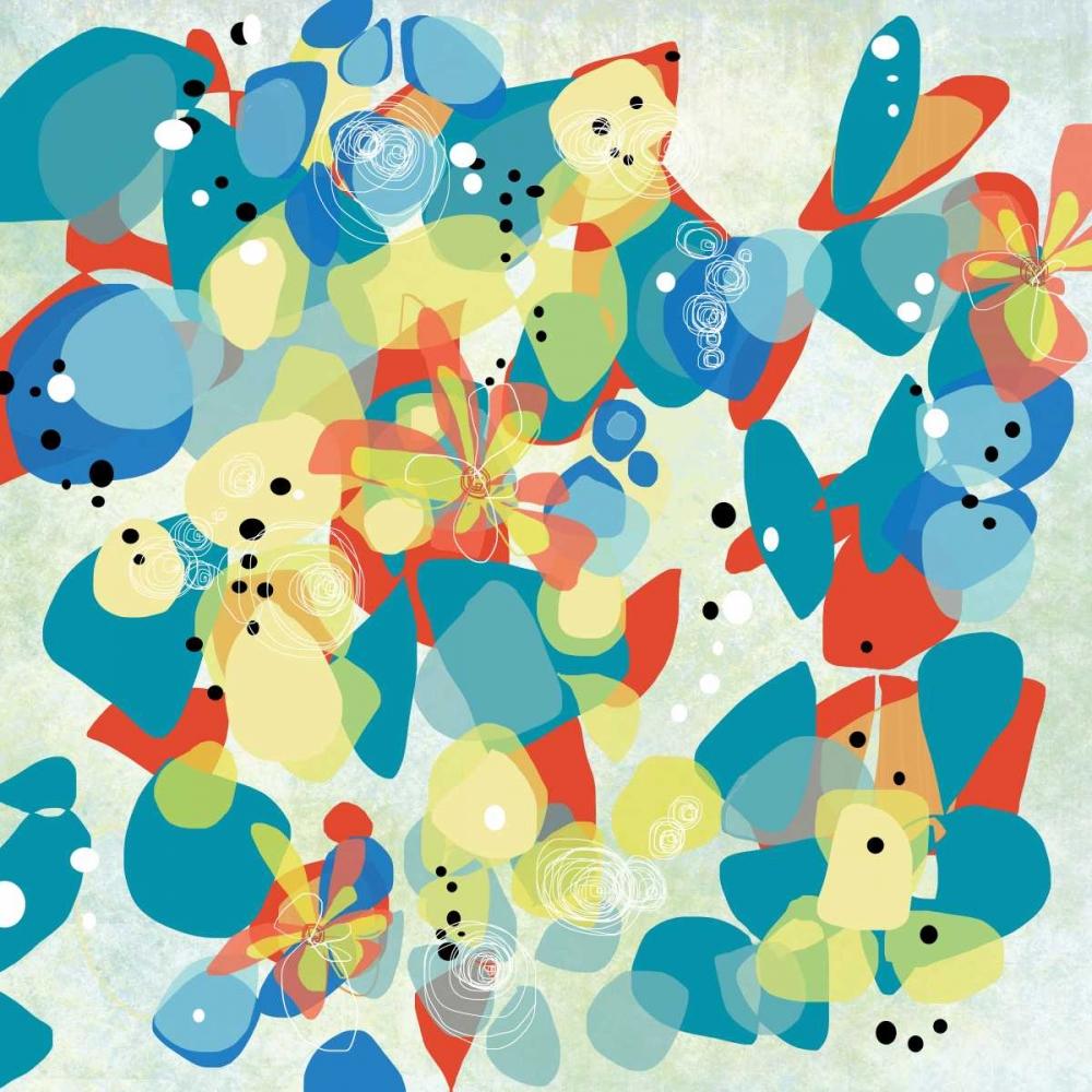 konfigurieren des Kunstdrucks in Wunschgröße Falling on Water 2 von Weiss, Jan