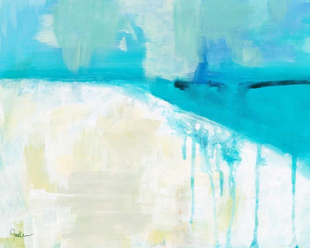 konfigurieren des Kunstdrucks in Wunschgröße Coastal Blues 1 von Weiss, Jan