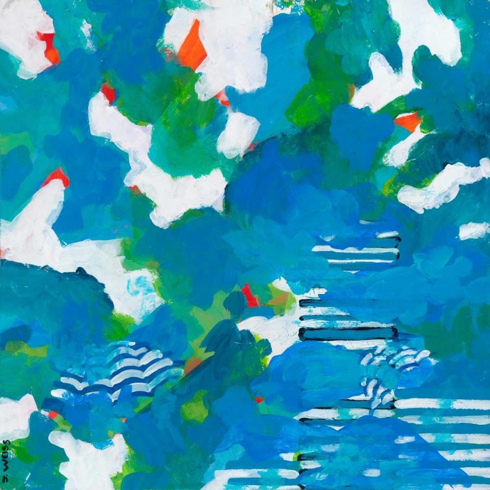 konfigurieren des Kunstdrucks in Wunschgröße Adriatic von Weiss, Jan