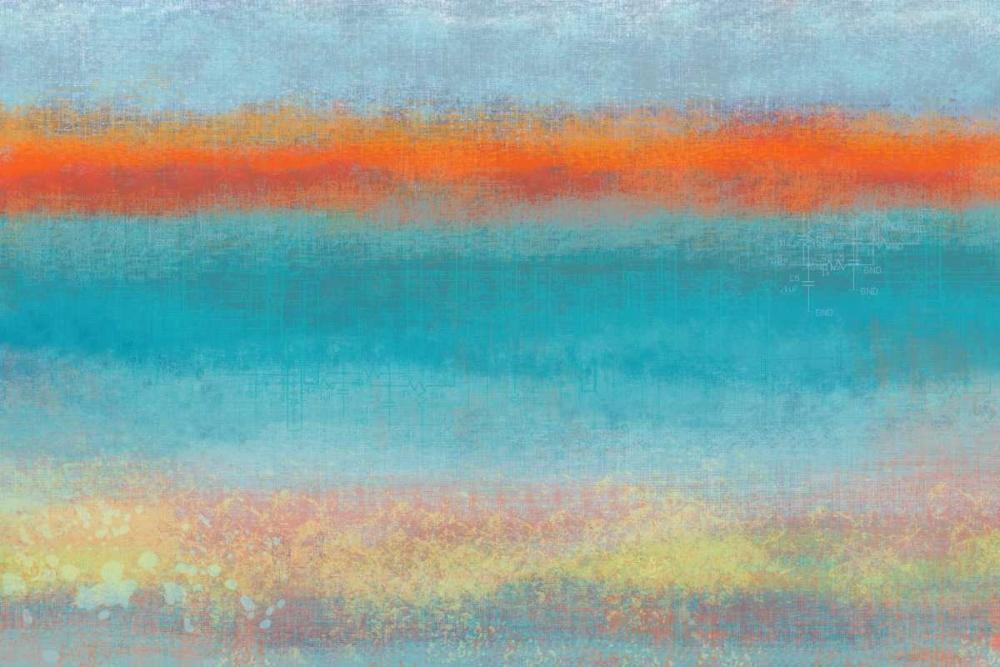 konfigurieren des Kunstdrucks in Wunschgröße Country Sky 1 von Weiss, Jan