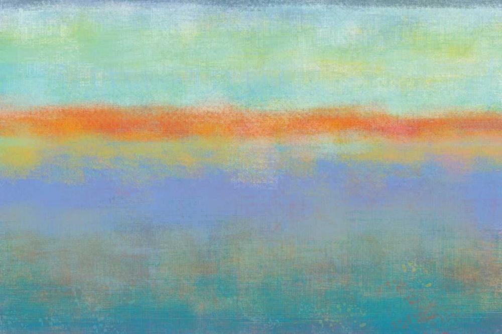 konfigurieren des Kunstdrucks in Wunschgröße Country Sky 2 von Weiss, Jan