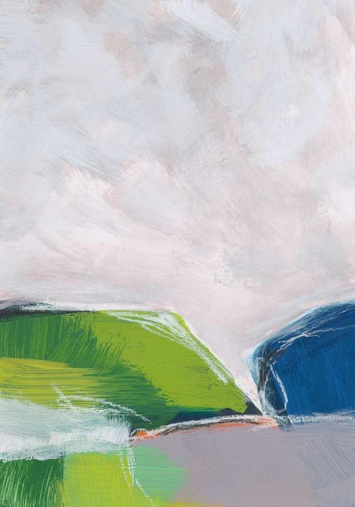 konfigurieren des Kunstdrucks in Wunschgröße Landscape No. 94 von Weiss, Jan