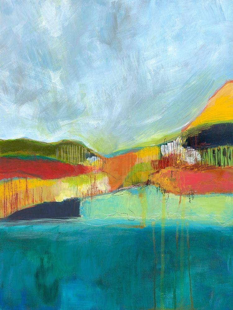 konfigurieren des Kunstdrucks in Wunschgröße View across the Bay von Weiss, Jan