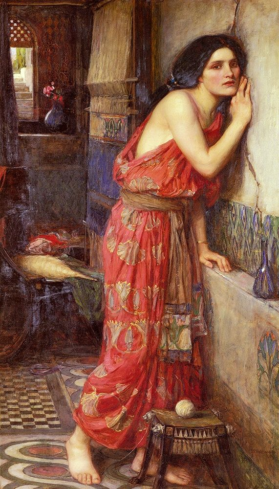 Thisbe, 1909