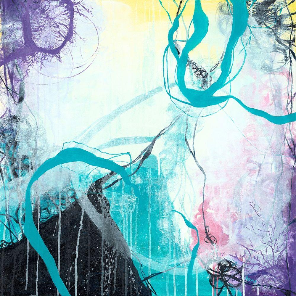 konfigurieren des Kunstdrucks in Wunschgröße Ice Wind von Zivoin, Romeo