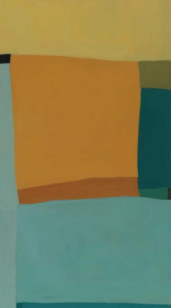 konfigurieren des Kunstdrucks in Wunschgröße At the Beach II von Zinn, Tamar