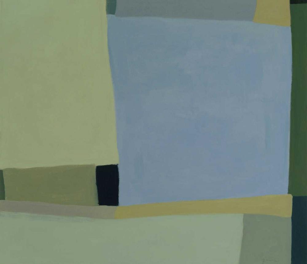 konfigurieren des Kunstdrucks in Wunschgröße Lorettas View 6 von Zinn, Tamar