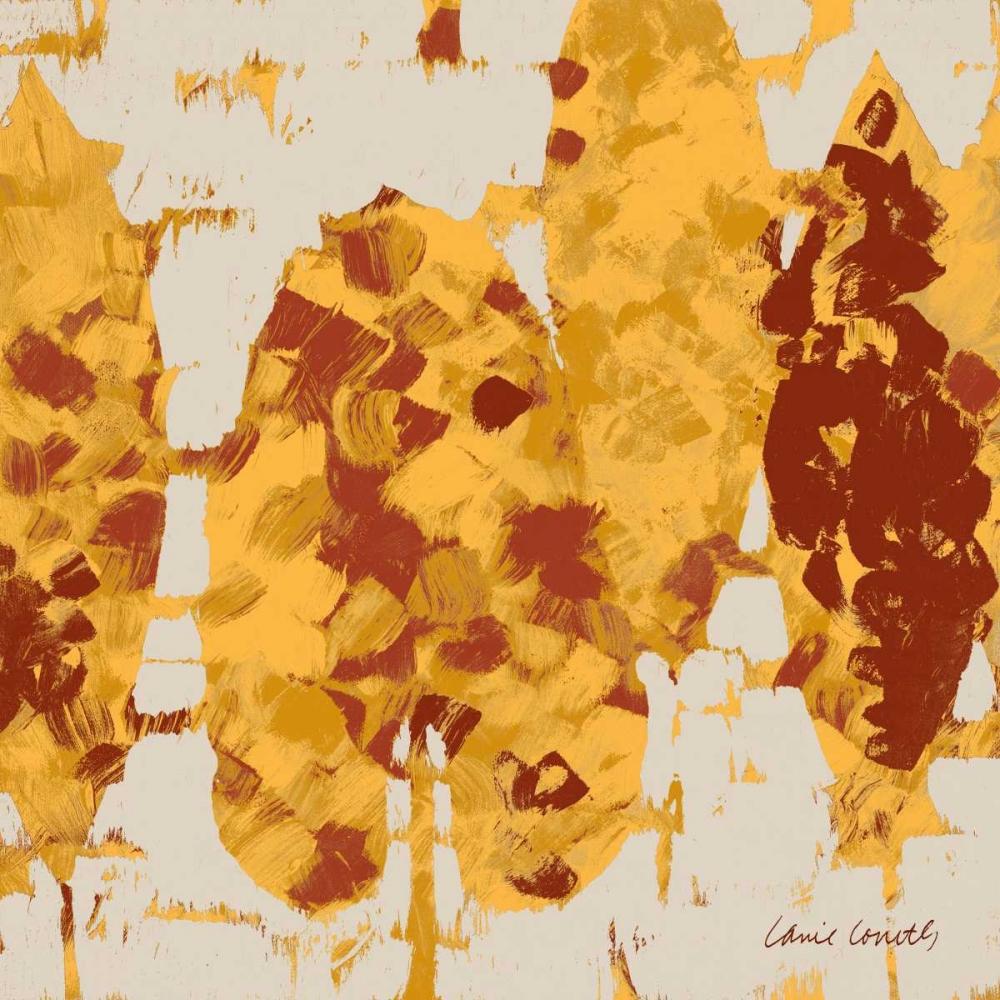 konfigurieren des Kunstdrucks in Wunschgröße Spice Sunlit Marsh II von Loreth, Lanie
