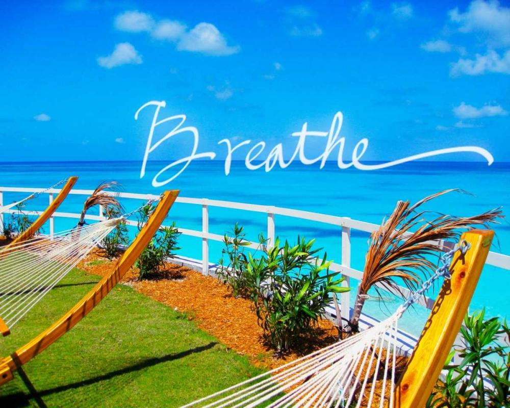 konfigurieren des Kunstdrucks in Wunschgröße Breathe von Bryant, Susan