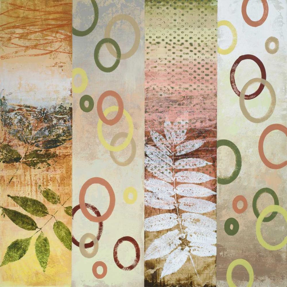 konfigurieren des Kunstdrucks in Wunschgröße Natural Order I von Marcon, Michael