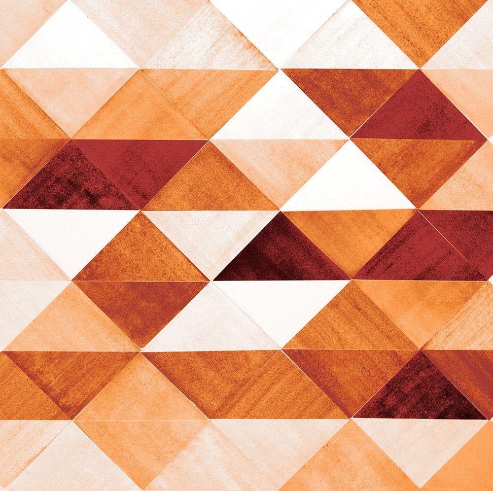 konfigurieren des Kunstdrucks in Wunschgröße Uptown Rust II von Loreth, Lanie
