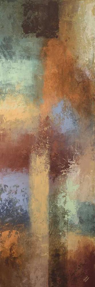 konfigurieren des Kunstdrucks in Wunschgröße Escape into Abstraction Panel I von Marcon, Michael