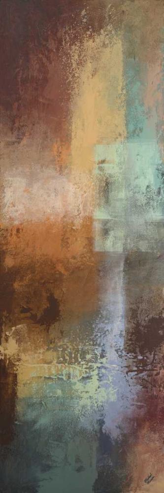 konfigurieren des Kunstdrucks in Wunschgröße Escape into Abstraction Panel II von Marcon, Michael
