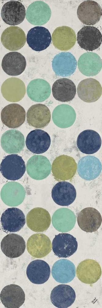 konfigurieren des Kunstdrucks in Wunschgröße Cream Modulation I von Marcon, Michael